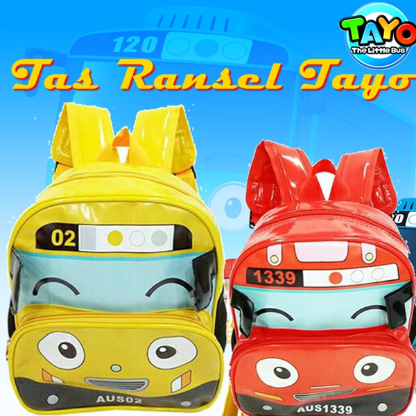 Tas Ransel Tayo Deals for only Rp70.000 instead of Rp70.000