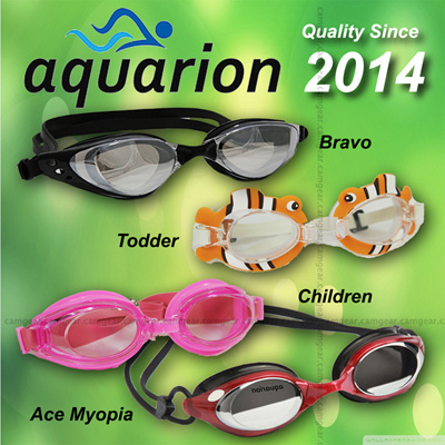 17b0a163b8e7 AQUARION Ver2 Goggles( Since 2014 Quality Product ) CUSTOMIZED Prescription  Left Right