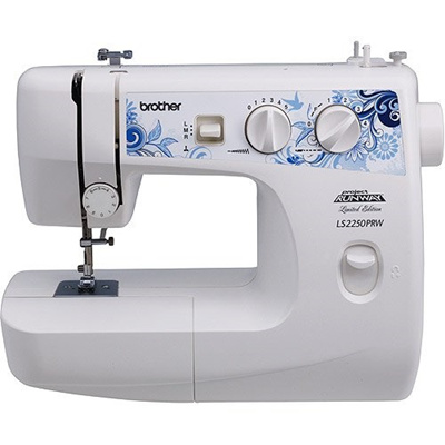 (Brother Sewing) [Refurbished]Brother Sewing Machine RLS2250PRW Project Runway Sewing Machine-
