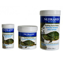 NUTRAFIN Basix Floating Turtle / Terrapin Food Pellets 1013mL / 360g