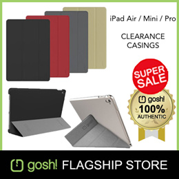 ★ SUPER SALE Up to 90% OFF ★ LuxuryGosh iPad Air/iPad Air 2/iPad Mini/iPad Mini Retina/iPad Mini 4