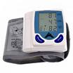 Digital Wrist Blood Pressure Monitor Heart Beat Meter