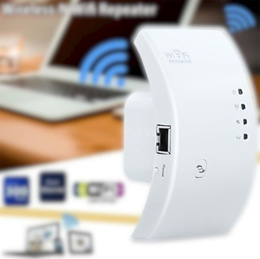 WiFi Repeater Wireless 300Mbps Amplifier Booster Long Range Extender ✅2 working days delivery✅