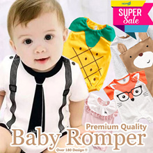Romper 💥Premium Quality 💥7/9/2018 / 100% cotton baby rompers/baby clothes/