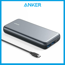 [Power Delivery] Anker PowerCore+ 19000mAh USB-C Powerbank 19000 High Capacity Portable Charger
