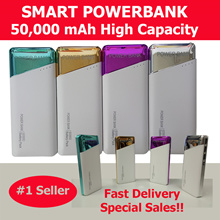 ★Sales!★ Wireless Charger★ High Capacity ★ 50000mAh Powerbank ★ Portable ★ iPhone / Xiaomi / Samsung