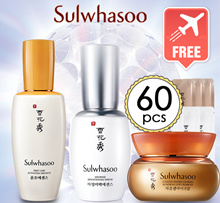 [Sulwhasoo] First Care Activating Serum / Ginseng Renewing Cream / Snowise Brightening Cream 60ml
