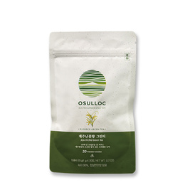 [OSULLOC]★Jeju Orchid Green Tea (1g x 20 pcs)★  Korea High Quality Osulloc /  grean tea / tea time / Food [HowRU OSU_TEA_022] / Chirstmas
