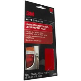 3M 03343 Clear 3.75 x 7.75 High Strength Lens Repair Film