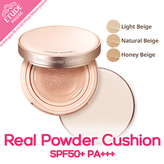 Real Powder Cushion SPF50+/PA+++ Deals for only Rp199.000 instead of Rp199.000