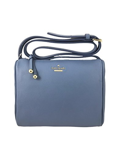 22beb4fe9dd3  KATE SPADE NEW YORK  43213-59974 - Lombard Street Cayli Leather Crossbody  Bag in Tile Blue  Rating  0  Free  S 432.03 S 329.30