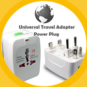 Best Quality Universal Travel Adapter / AC power Adapter / AU UK US EU Plug / Universal Power Plug
