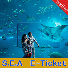 【S.E.A. Aquarium Singapore】 Promotion!! S.E.A. Aquarium admission electronic e tickets open