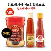 [Multipack 3 pcs] ABC Sambal Terasi 180 gr_Saving Money_every purchace get 3 bottle