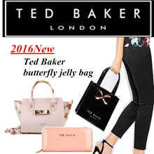 2017 New Ted Baker butterfly jelly bag▶wallet ▶handbag▶tote bag▶shoulder bag▶lady