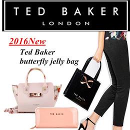 e71c4ea559e 2017 New Ted Baker butterfly jelly bag▷wallet ▷handbag▷tote bag▷shoulder