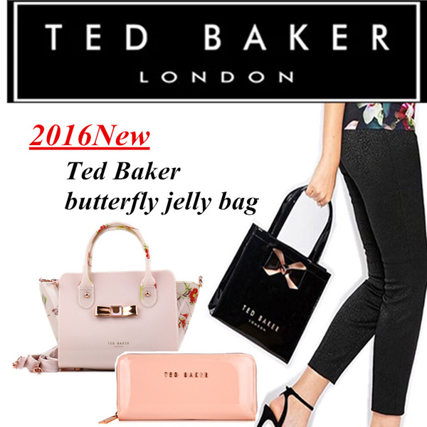 2017 Tas jelly kupu-kupu Ted Baker baru Deals for only Rp399.800 instead of Rp399.800