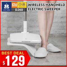Xiaomi D260 Handheld Electric Mop Mijia SWDK Wiper Floor Washers Rechargeable 2000mAh