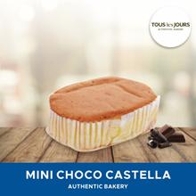 [DESSERT] Mini Choco Castella /Tous Les Jours /TLJ