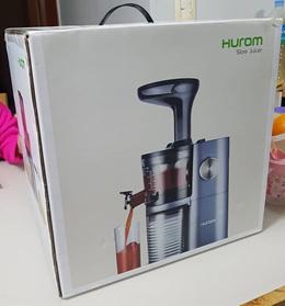 ★2in1 PREMIUM★ NEW Hurom H-AI Series Self-Feeding Whole Slow Juicer HUROM WONDER -Smart Dual Hopper