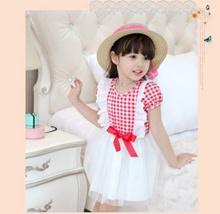 Korea style Kids clothing/ pakaian anak perempuan/ girl clothing/ cute dress