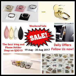 ★FREE DELIVERY★LATEST TREND★$1.50 iring with Free Delivery★SG Number One Iring Store