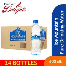 Ice Mountain Water 600ML/1.5L Carton Sales! FREE SHIPPING!!