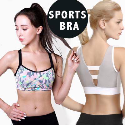 53b683b2dfe4b Qoo10 - Women Sports Bra   Sportswear