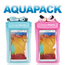 [Q-commerce] ★Waterproof Bags★Made in Korea★Aquapack/ Swimming pouch/iPhone 8/7/Plus/S8/S7/Note8