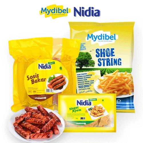 ( PAKET SAHUR DAN BERBUKA PUASA ) Paket Bundling April Ceria Glomart Mydibel + Nidia