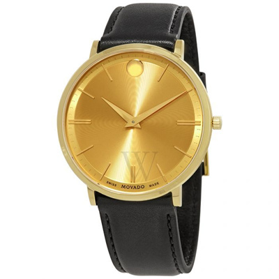 Qoo10 - Georgia Tech Mens Movado Gold Museum Classic Leather Search Results    (Q·Ranking): Items now on sale at qoo10.sg a192ae49fe