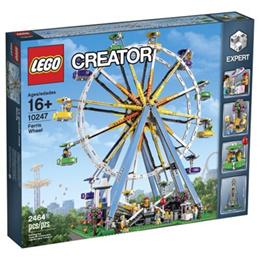 LEGO Creator Expert 10247 Ferris Wheel Building Kit / Toys / 2464 pieces / Ferris Wheel Building