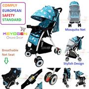 Keyogen Baby stroller 0 - 4 year - export european - comply EN1888