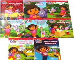 Dora the Adventures of English books children s original English storybook picture book