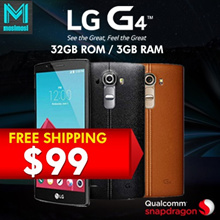 LG G4 / G5 / V20 / Snapdragon 808 / 32GB 64GB ROM / 3GB 4GB  RAM / 5.5 inch / 16MP /Refurbished