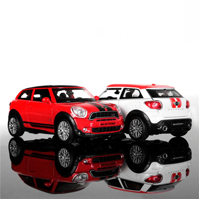 Qoo10 1 32 Scale Diecast Alloy Metal Car Model For Mini Coopers