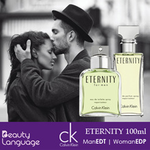♦ CALVIN KLEIN ♦ ETERNITY MAN EDT 100ML ♦ ETERNITY WOMAN EDP 100ML ♦ FOR HIM ♦ FOR HER ♦ PERFUME