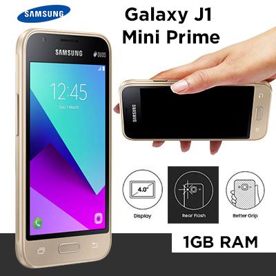 SAMSUNG Galaxy J1 Mini Prime 2016 Dual Sim 4G LTE
