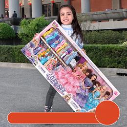 Q0111728 공주인형세트 공주옷장 풀세트 초등학생선물 사은품증정