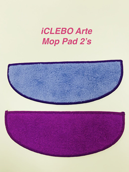 iCLEBO Arte - Mop Pad