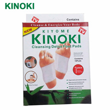 KINOKI Cleansing Detox Premium Foot Pad (As Seen On TV)  *100% Natural*  Refresh And Cleanse Natura