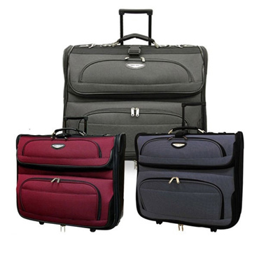 24370a1ca98 Qoo10 - Travel Select Rolling Garment Bag Black Search Results    (Q·Ranking): Items now on sale at qoo10.sg