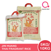 [Chip Seng Impex] Jin Huang 5KG/10KG THAI FRAGRANT RICE! QUALITY RICE! CHEAPEST PRICE!