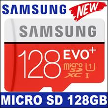 ★Free Shipping★Samsung Evo Plus 128GB MicroSDXC EVO+ Memory Card w/ Adapter / Class 10 // Export set