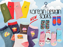 *UPDATEDD!* ★ADULT/BABY/BASIC Buy6+1Free★양말T92 KoreanDesignSocks Women/Men/Basic/Sleeping/Baby/Bambo