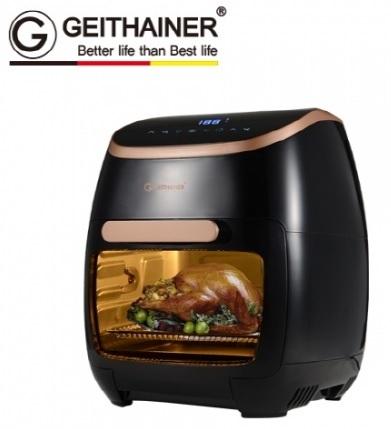 [S$300.00](▼30%)Time Sale [Germany] Geitainer Premium Rich Grand Airfryer 11L GTKAF-2000