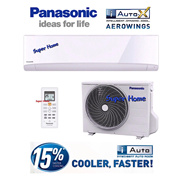 Panasonic 2.0hp CS-PV18TKH and CU-PV18TKH Standard Non-Inverter Air Conditioner R410a