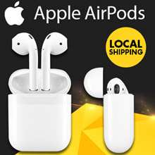 【Fast Local Shipping!】Apple AirPods Wireless Headphones Original Apple Bluetooth Headset