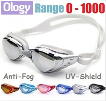 Prescription Swimming Goggles Underwater Degree Len Glasses Googles for Shortsighted Or Normal Eyes