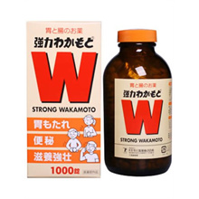 Strong Wakamoto points to yeast (1000 tablets)